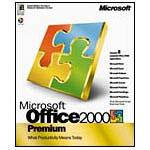 微软Office 2000(中小企业版-COEM) 办公软件/微软