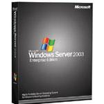 MS Windows 2003 server (10 user)英文标准版