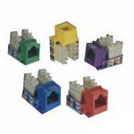 AMP  超五类模块/免工具模块 406372-1