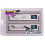 金邦512MB×2 DDR400 PC3200(GEIL ONES)套装