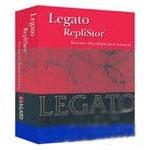 LEGATO RepliStor V6.1 for windows 双机容错与集群/LEGATO