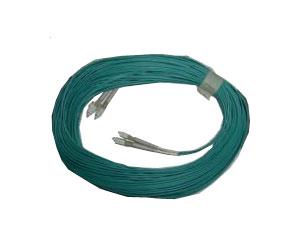 康普双芯铠装光纤跳线LC-LC图片