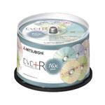 三菱DVD+R 16速(50片装) 盘片/三菱