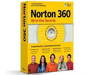 赛门铁克Symantec Norton 360图片