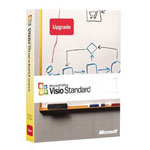 Microsoft 微软Visio 中文标准版(彩包装) 图像软件/Microsoft