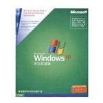 微软Windows XP 中文家庭版