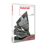 AutoDesk AutoCAD 2009 图像软件/AutoDesk