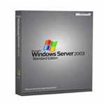 微软Windows 2003 server 5 user coem(中文标准版)