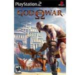 PS2游戏战神 游戏软件/PS2游戏