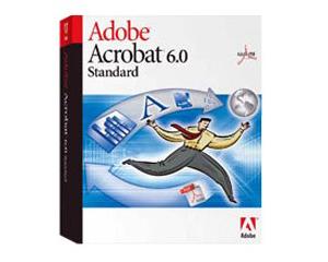 ADOBE Acrobat 6.0(中文标准版)图片