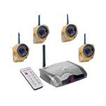 忆吉LYD-RC420A&802CWAS(2.4G) 安防监控系统/忆吉