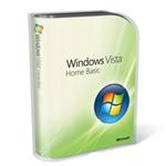 微软windows vista home basic(家庭基础版) 操作系统/微软