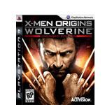 PS3游戏X战警前传:金刚狼 游戏软件/PS3游戏