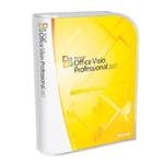 微软0ffice Visio 2007 中文标准版