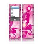 冠犀ideaSkin 苹果 iPod nano 四代 个性皮肤 又见花丛中 数码配件/冠犀