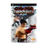 PSP游戏铁拳 黑暗复苏 游戏软件/PSP游戏