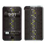 冠犀ideaSkin 苹果 iPod touch 个性皮肤 黑色中的圆形黄点 数码配件/冠犀