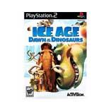 PS2游戏冰河世纪3:恐龙的黎明 游戏软件/PS2游戏