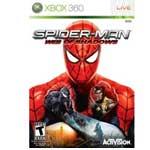 Xbox360游戏蜘蛛侠:暗影之网 游戏软件/Xbox360游戏