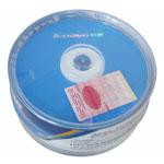 联想DVD-R 8速 宝石蓝(30片装) 盘片/联想