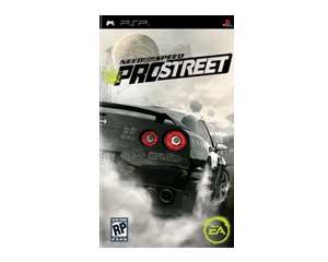 PSP游戏极品飞车 职业赛道图片