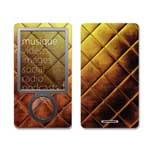 冠犀ideaSkin 微软 Zune 30GB 个性皮肤 金箔一身 数码配件/冠犀