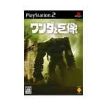 PS2游戏旺达与巨像 游戏软件/PS2游戏
