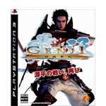 PS3游戏源氏 神威奏乱 游戏软件/PS3游戏