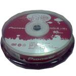 先锋DVD-R(10片装) 盘片/先锋