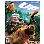 PS2游戏飞屋环游记 游戏软件/PS2游戏