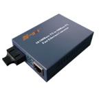 N-net 10/1000M多模收发器(电源外置式)