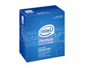 Intel 奔腾双核 E6500(盒)图片