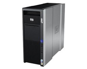 惠普Z600(Xeon E5506/4G/500G/FX580)图片