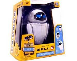 迪士尼机器人总动员WALL.E 多功能 瓦力女友伊娃图片