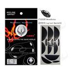 火线竞技黑色0.18mm 08款MX518鼠标脚贴 鼠标垫/火线竞技