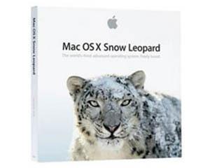苹果MAC OS X 10.6 Snow Leopard(零售版)图片