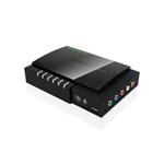 天敏宽屏分量版电视盒(LT280W) 视频采集卡/天敏