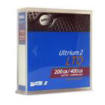 ���� DELL LTO Ultrium 2 200GB-400GB �Ŵ� �Ŵ�/����