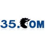 35互联 英文国际域名 商业组织/公司 个/年 网络服务产品/35互联