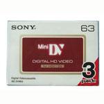 索尼高清 DVM63 MiniDV带 数码配件/索尼