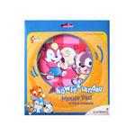 虹猫蓝兔HL2010兔盒装彩胶垫 鼠标垫/虹猫蓝兔