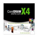 Coreldraw X4 简体中文版 图像软件/Coreldraw