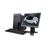 ThinkCentre M6100t(E7500/2GB/320GB/22LCD)