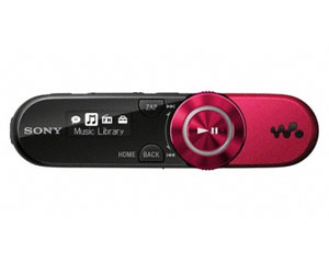 索尼NWZ-B152F(2GB)图片