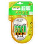 GP超霸1600mAh充电宝2套装 电池/GP超霸