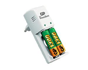 GP超霸充电宝套装(2粒1300mAh电池)图片
