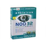 NOD32 防病毒软件 视窗多用户版(25用户包)使用年限2年