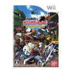 Wii游戏SD高达 扭蛋战争 游戏软件/Wii游戏