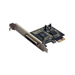 西霸PCI-E转单并口 SD-EN9805-1P 转接数据线/西霸