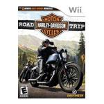 Wii游戏哈雷摩托公路狂飙 游戏软件/Wii游戏